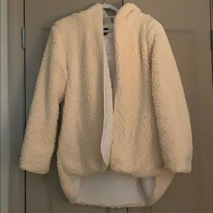 BDG urban outfitters fuzzy Sherpa coat